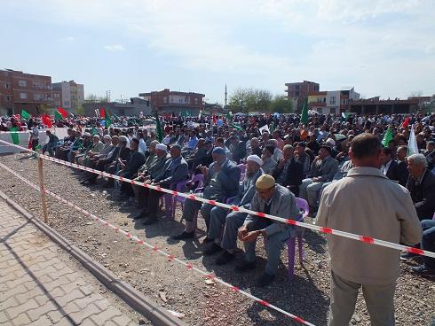 Bismil Muhammedi sevdayı haykırdı 2014 5