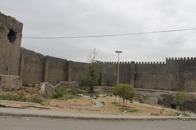 Sûrên Diyarbekirê di Lîsteya Mîretayê ya Dinyayê de ye 5