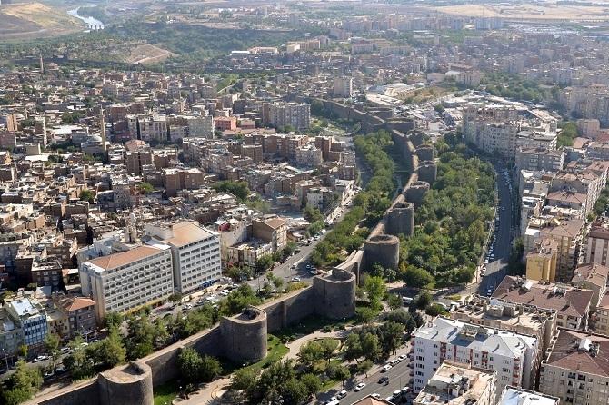 Sûrên Diyarbekirê di Lîsteya Mîretayê ya Dinyayê de ye 7