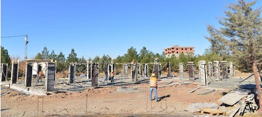 Bismil Koordinasyon Merkezi inşa ediliyor 3