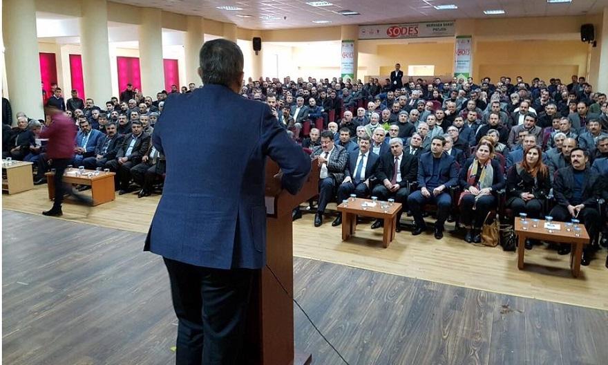 Bismil'de '15 Temmuz' Konferansı 10