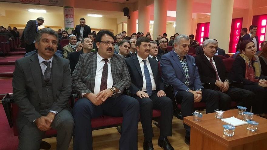 Bismil'de '15 Temmuz' Konferansı 14