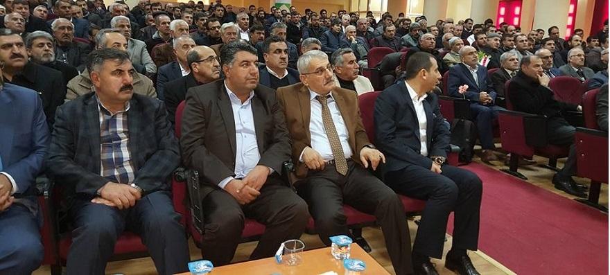 Bismil'de '15 Temmuz' Konferansı 16