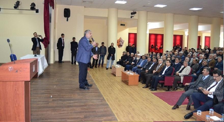 Bismil'de '15 Temmuz' Konferansı 2
