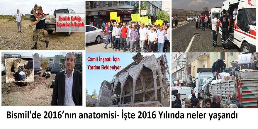 Bismil'de 2016'nın anatomisi