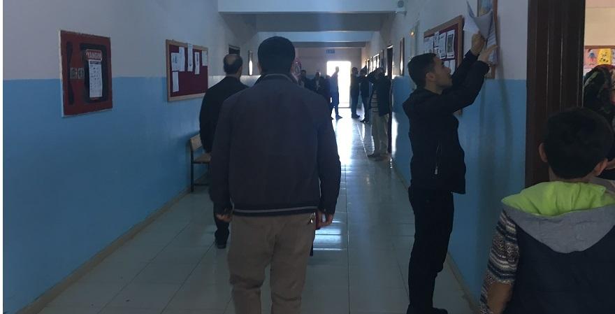 Bismil'de Referandumda oy verme işlemi başladı 5