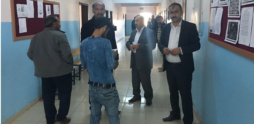 Bismil'de Referandumda oy verme işlemi başladı 8
