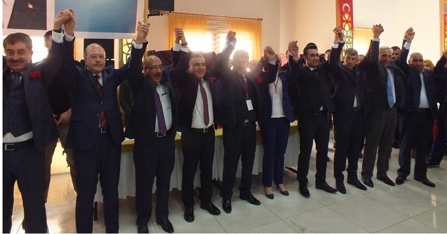 AK Parti Bismil İlçe Kongresinde 2 aday yarışıyor 4