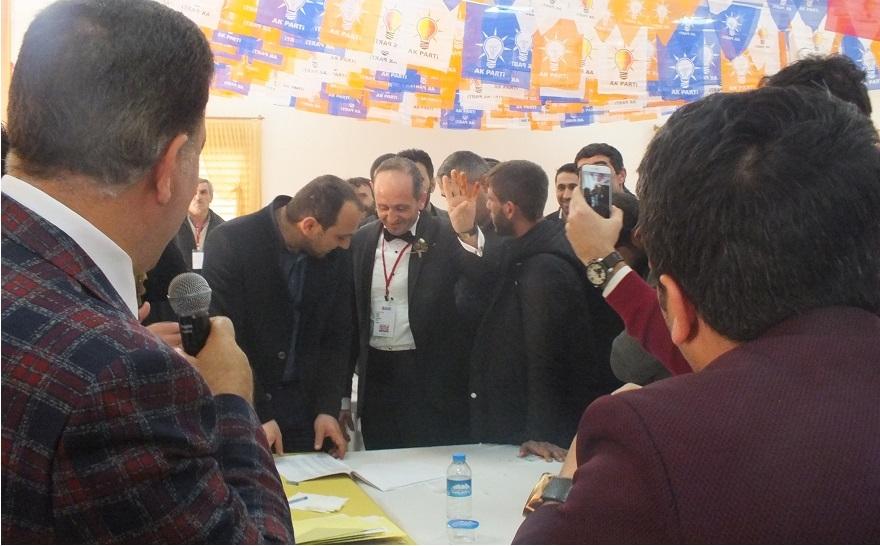 AK Parti Bismil İlçe Kongresinde 2 aday yarışıyor 8