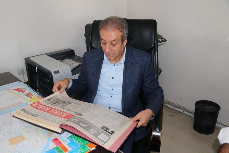 AK Parti Genel Başkan Yardımcısı Mehdi Eker, Bismil İlçesini Ziyaret Ett 6