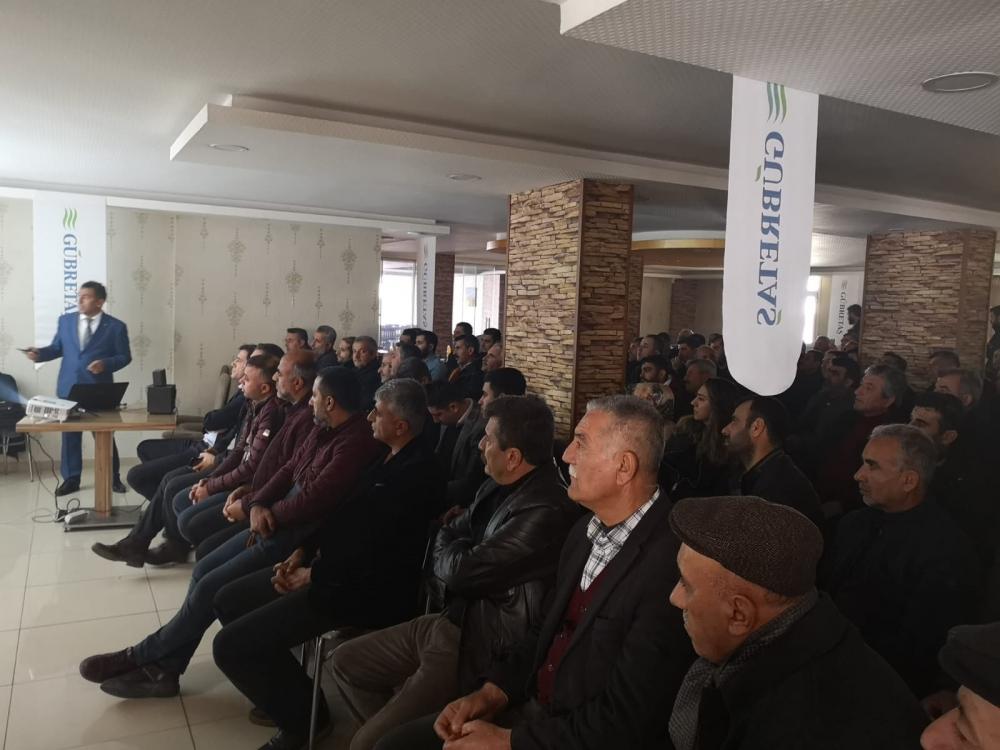 Çiftçilere Yönelik Bilgilendirme Toplantısı Düzenlendi 3