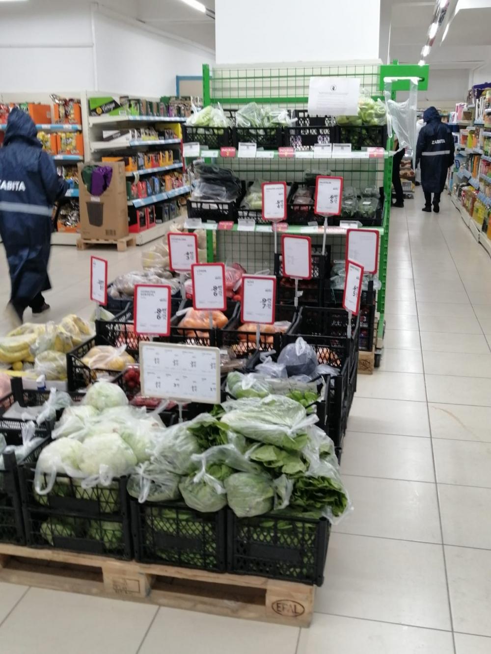 Bismil'de korona salgını nedeniyle gıda denetimleri de arttı 18