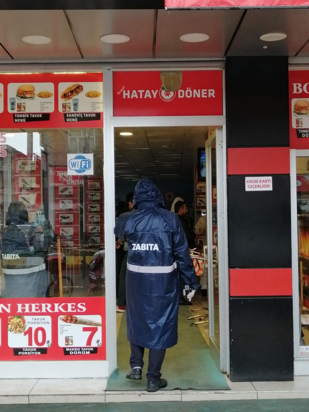 Bismil'de korona salgını nedeniyle gıda denetimleri de arttı 20