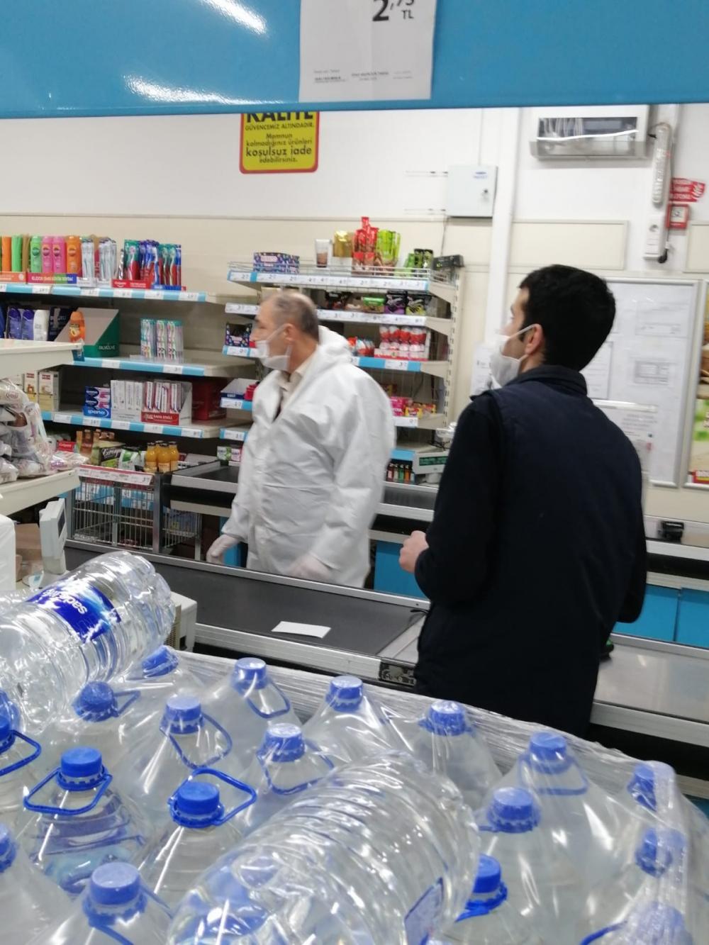 Bismil'de korona salgını nedeniyle gıda denetimleri de arttı 30