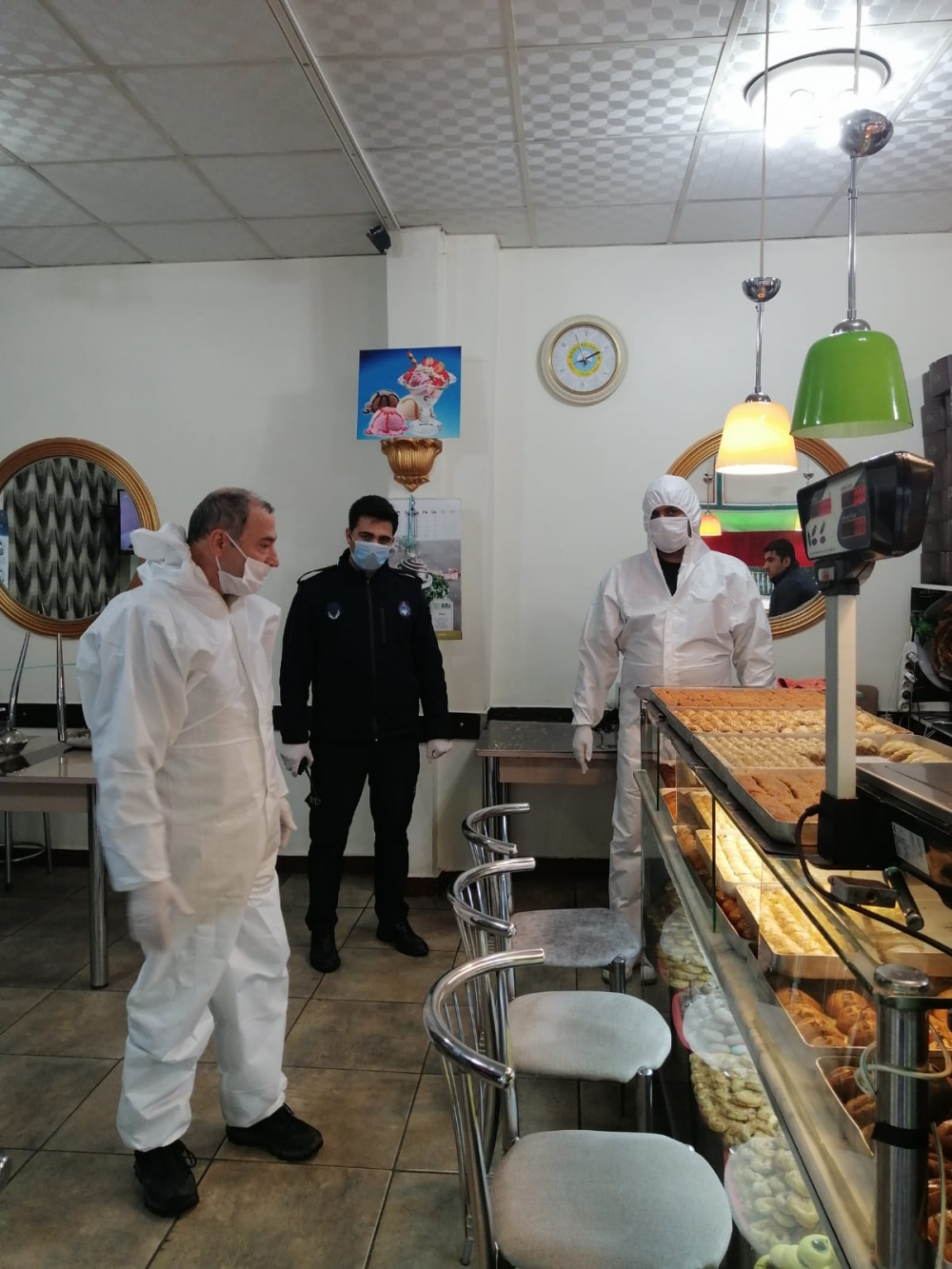 Bismil'de korona salgını nedeniyle gıda denetimleri de arttı 5