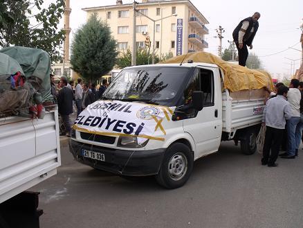 Bismil'den Van'a Yardım 9