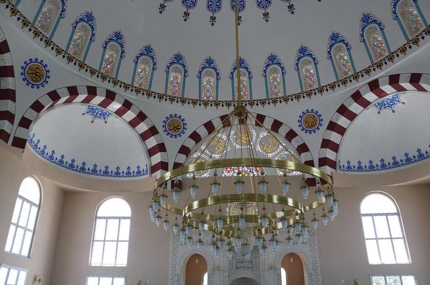 Kaymakam Türkmen, Tepe'de cami açılışına katıldı 10