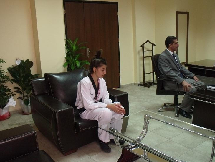 Bismil Ümitler Türkiye Taekwondo 2.si oldu 2