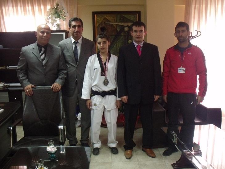 Bismil Ümitler Türkiye Taekwondo 2.si oldu 3