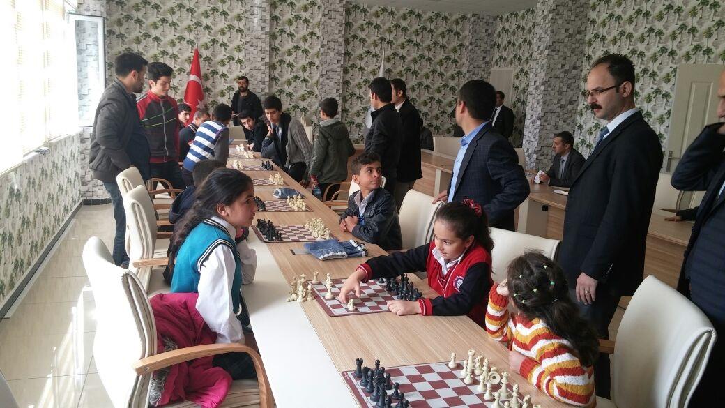 Kaymakamlık Satranç Turnuvası