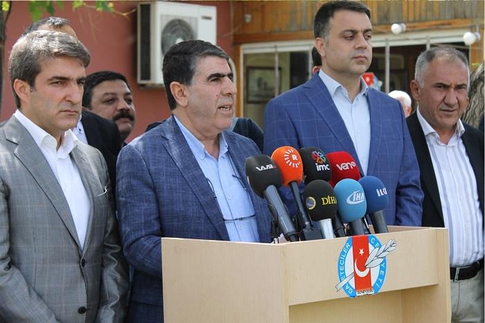Diyarbakır'daki işadamlarından seçim süreci açıklaması