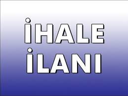 İHALE İLANI