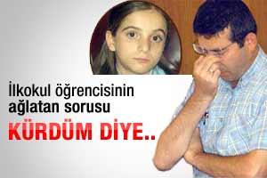 Kürdüm diye Türkleri sevemeyecek miyim
