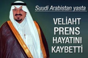 Prens Sultan Bin Abdülaziz öldü