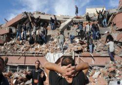 Bismil Belediyesi Van Depremi için Yardım Topluyor