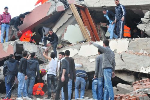 Van depreminin ilk bilançosu