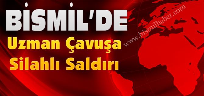 Bismil'de Askere Silahlı Saldırı