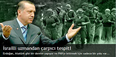 İsrail PKK'yı bitirecek planı açıkladı!