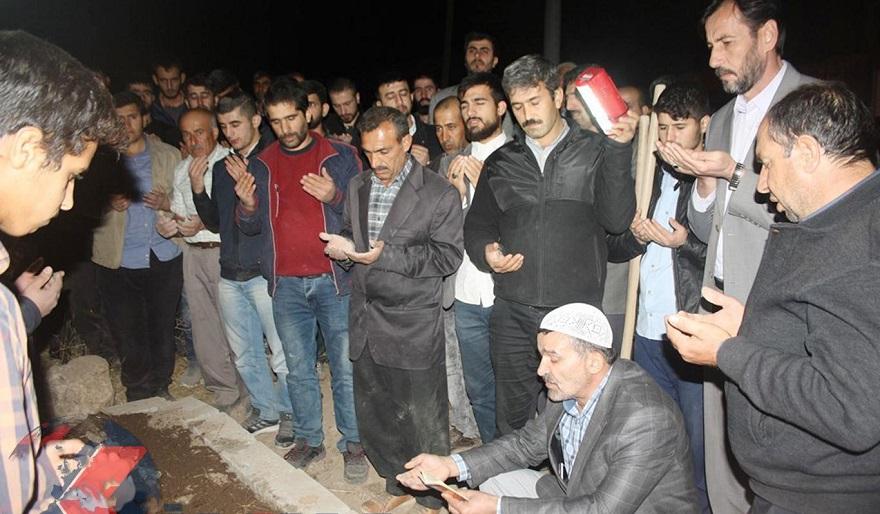 Huseyîn Akbalik bi ebediyetê ve hat oxirkirin