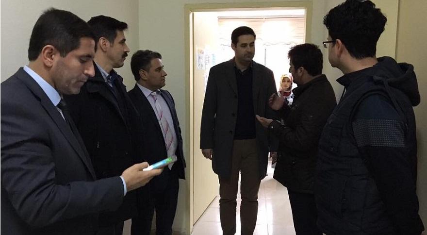 Kaymakam Gülenç'ten Pansiyon Ziyareti