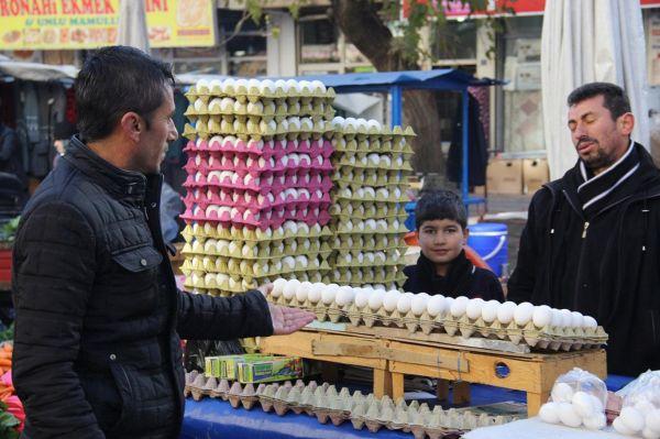 Artan ihracat yumurta fiyatlarını etkiledi