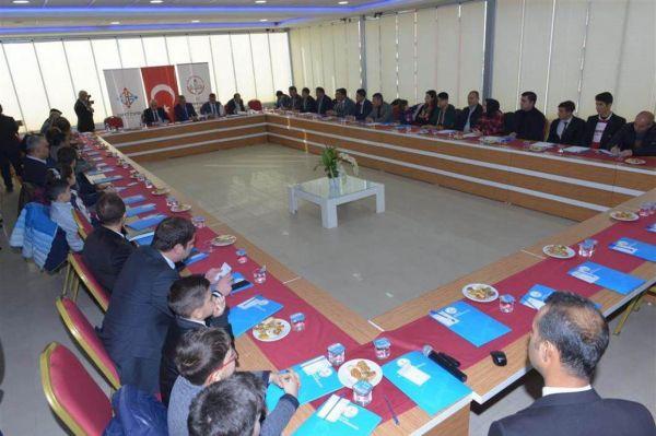 İl Danışma Kurulu Toplantısı yapıldı