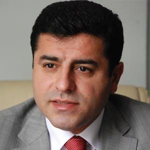 BDP'li Demirtaş'tan Olay Sözler