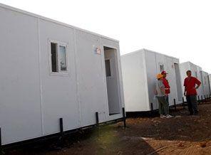 Diyarbakırlı İşadamları Van'a 120 Prefabrike Ev Yapacak