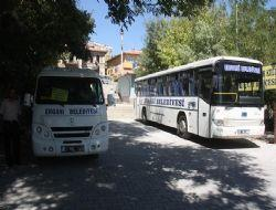Ergani Kurban Bayramı'nda Toplu Taşıma Ücretsiz
