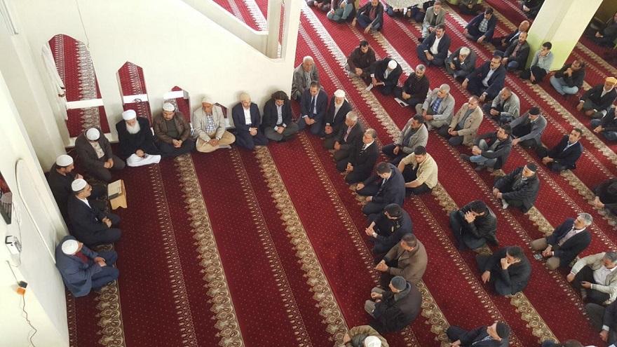 Bismil İlçe Emniyet Müdürlüğü Polis Şehitler İçin Mevlit Okuttu