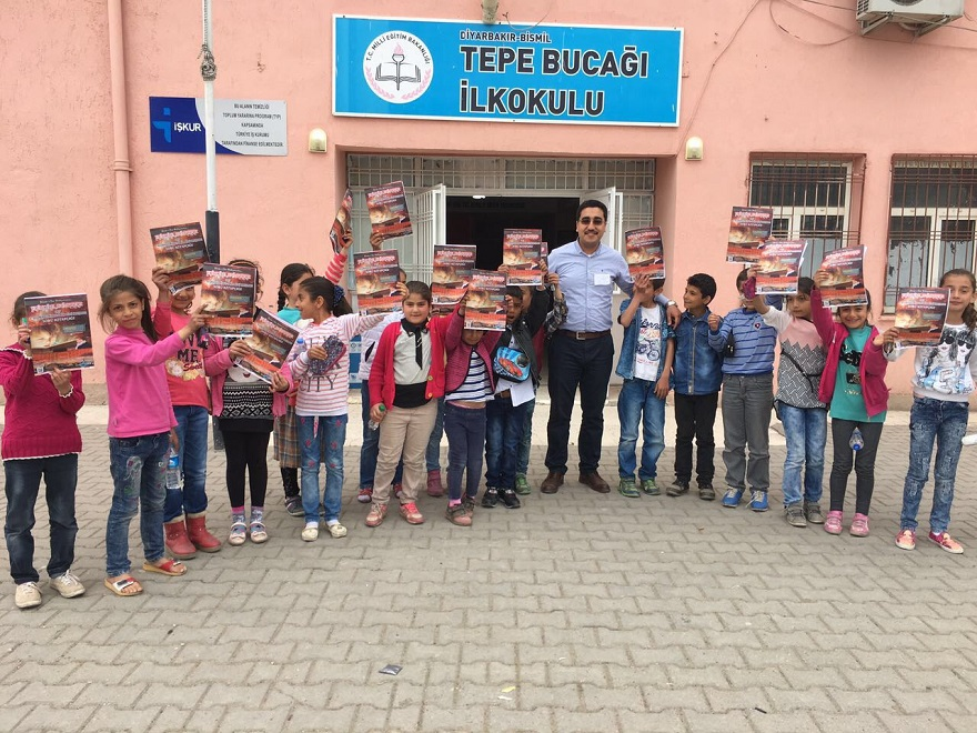 Bismil'de Kutlu Doğum Haftası Münasebetiyle 6. Geleneksel Risale-i Nur Kitap Okuma Yarışması