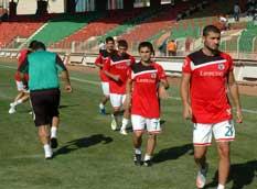 Yeni Malatyaspor maçı hazırlıkları sürüyor