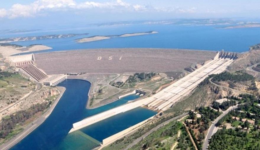 Diyarbakır'da 260 bin dekar zirai alan sulamaya açıldı