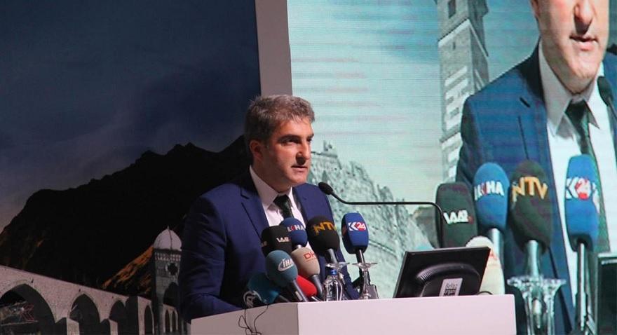 """Diyarbakır'da """"Girişim ve İş Dünyası Konseyi"""" toplandı"""