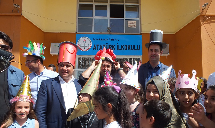 Bismil'de Şapka Festivali