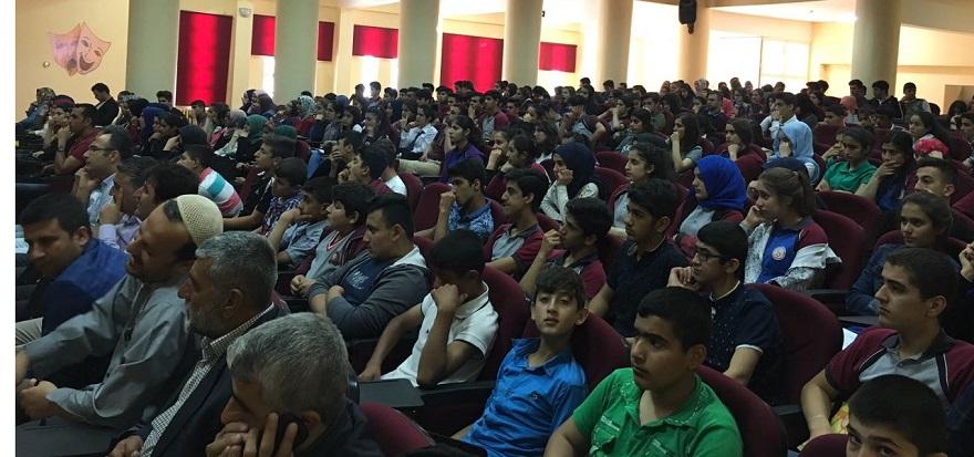 Bismil Genç Memur-Sen'den eğitim semineri