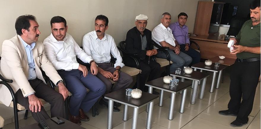 Bismil'de Eğitime 2 Yeni Dev Yatırım
