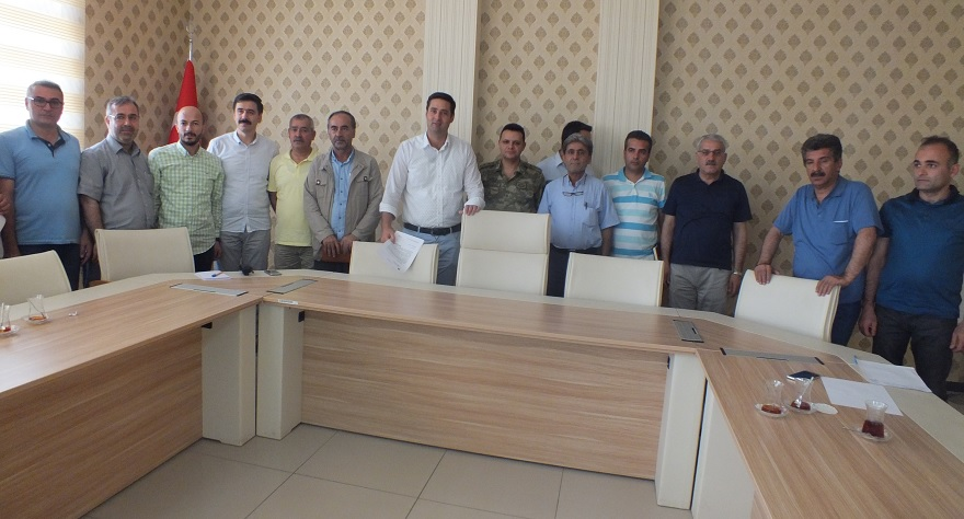 Bismil'de 15 Temmuz Şehitleri İçin Mevlidi Şerif Okutulacak