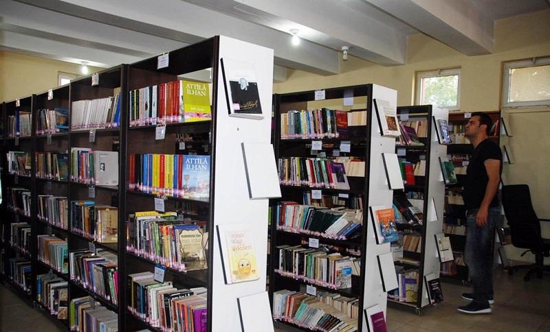"""""""Diyarbakır'da okuma alışkanlığı birçok ilden daha yüksek"""""""