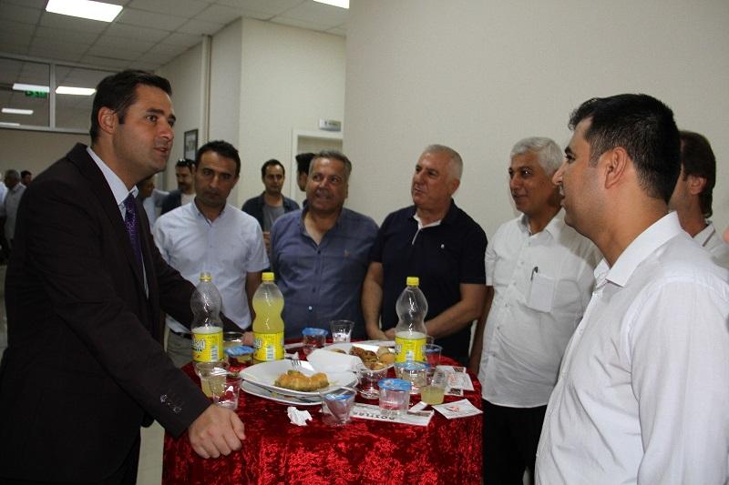 Bismil'de 30 Ağustos Zafer Bayramı Kutlandı